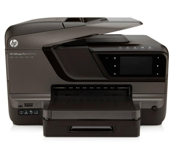 how to set up airprint on hp 8600 plus