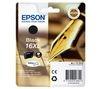 EPSON Pen & Crossword T1631 XL Black Ink Cartridge