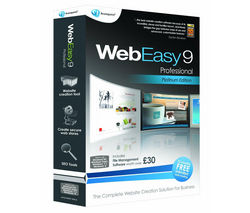 AVANQUEST WebEasy Professional 9 Platinum Edition