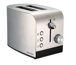 MORPHY RICHARDS Accents 44208 2-Slice Toaster - Brushed Stainless Steel
