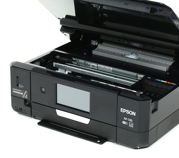 EPSON Expression Premium XP-720 All-in-One Wireless Inkjet ...