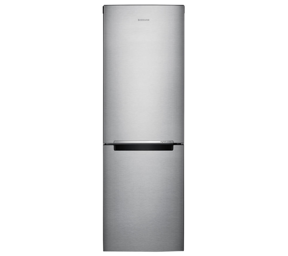SAMSUNG RB29FSRNDSA/EU 60/40 Fridge Freezer - Silver