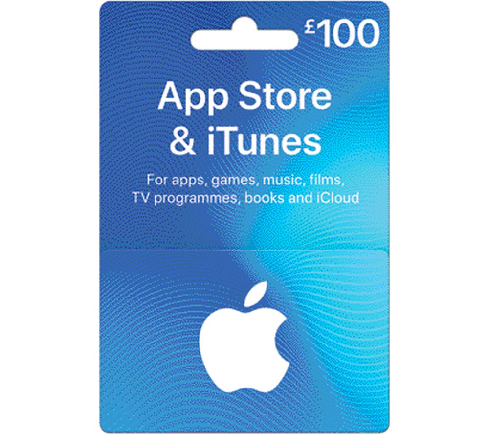 4 Pack 100 iTunes Gift Card