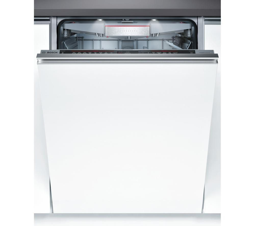 Image of Bosch SBE87TX00G Full-size Integrated Dishwasher