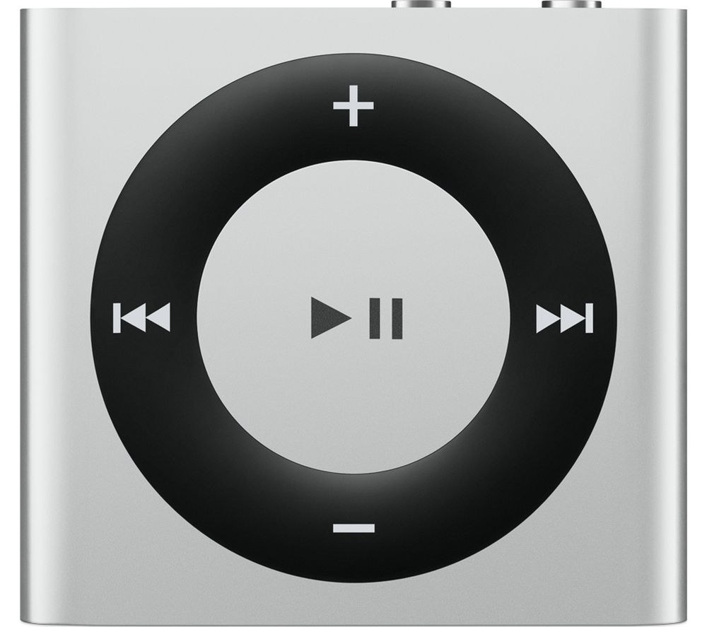 APPLE iPod shuffle - 2 GB, 5th generation, White & Silver