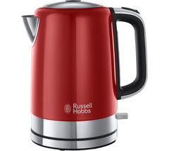 RUSSELL HOBBS Windsor 22821 Jug Kettle - Red