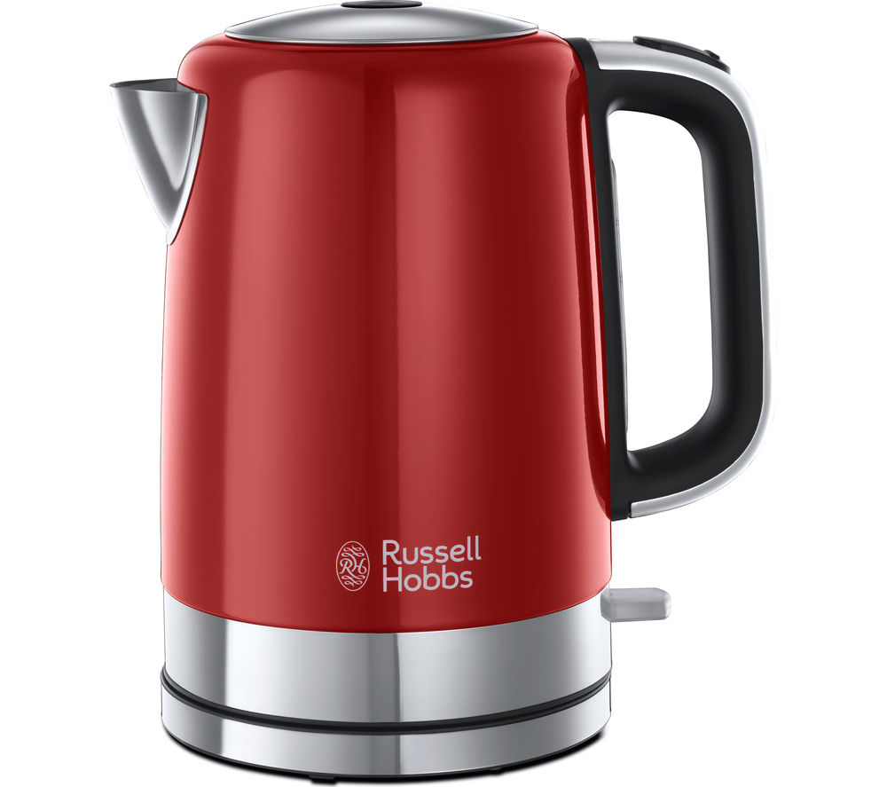 Buy Russell Hobbs Windsor 22821 Jug Kettle Red Free