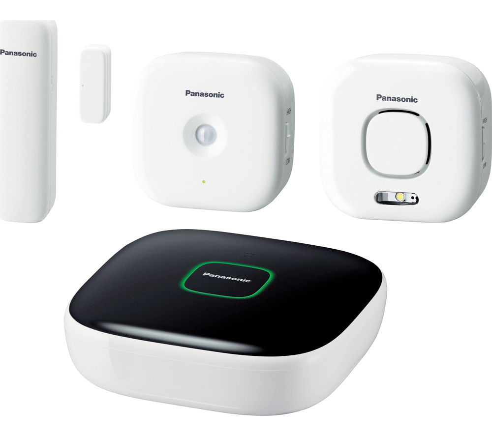 PANASONIC Home Safety Starter Kit Plus