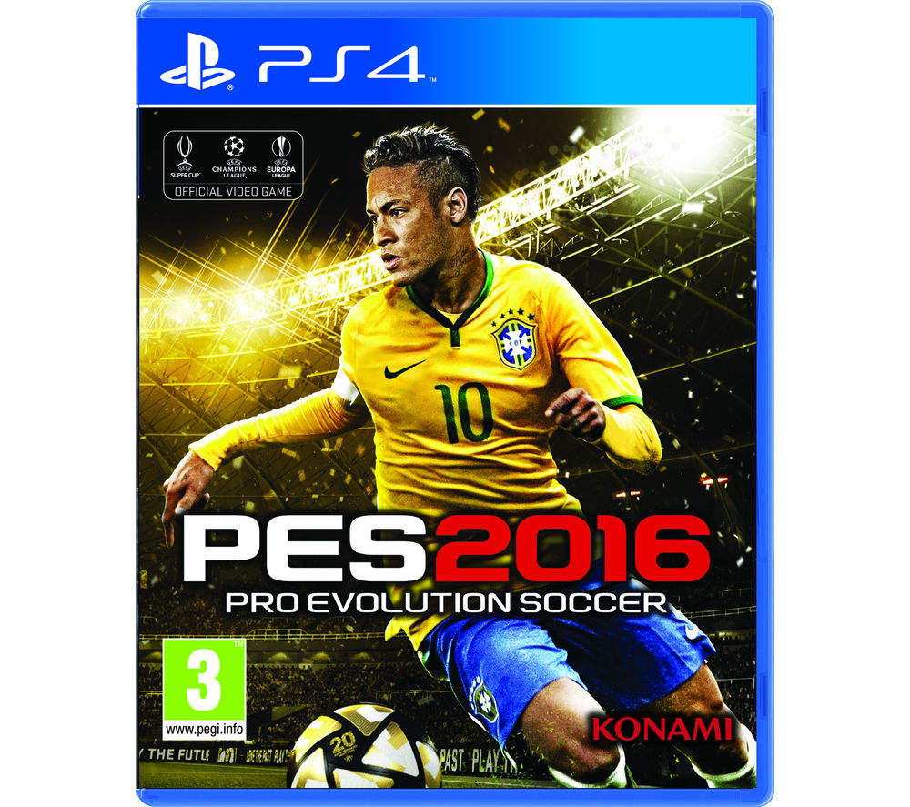 Playstation 4 PES 2016