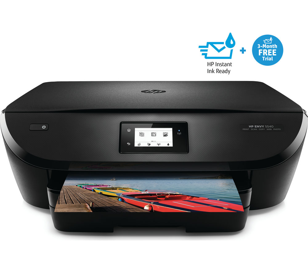 HP ENVY 5540 All-In-One Wireless Inkjet Printer