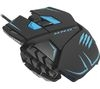MAD CATZ M.M.O. TE Laser Gaming Mouse - Black & Blue