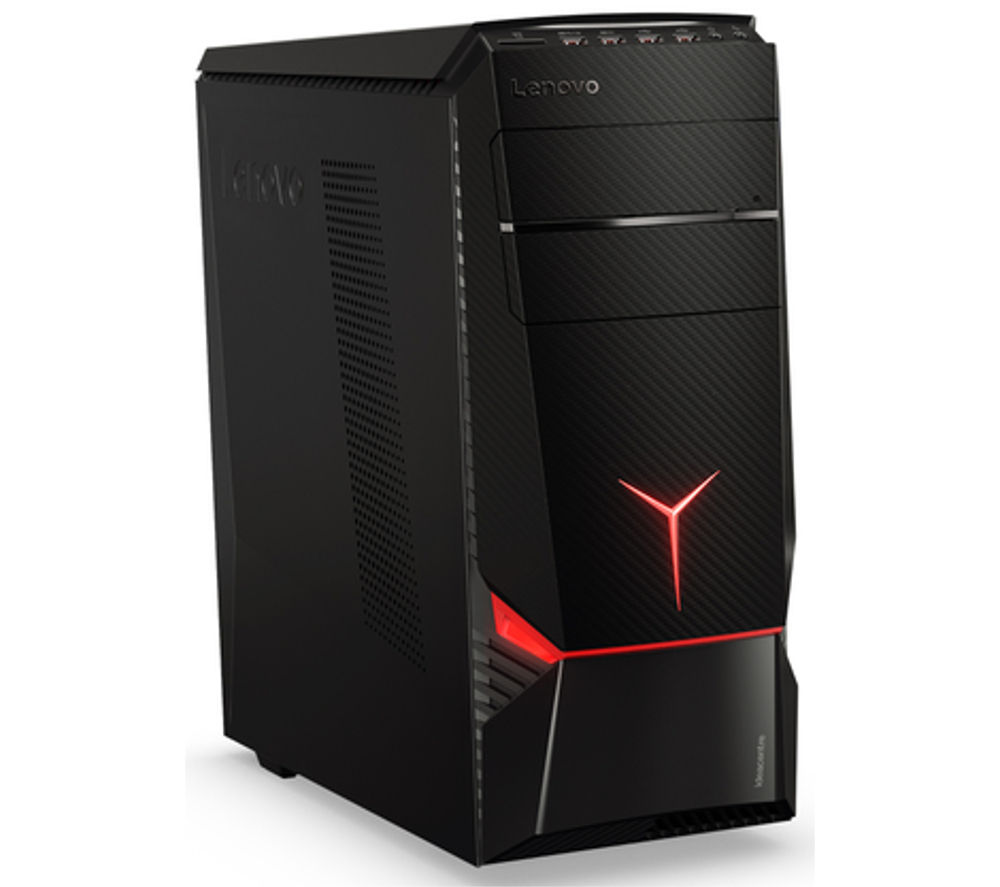 Lenovo IdeaCentre Y700 Gaming PC with Intel Core i5-6400/ 16GB/ 2TB/ Win 10 - Black