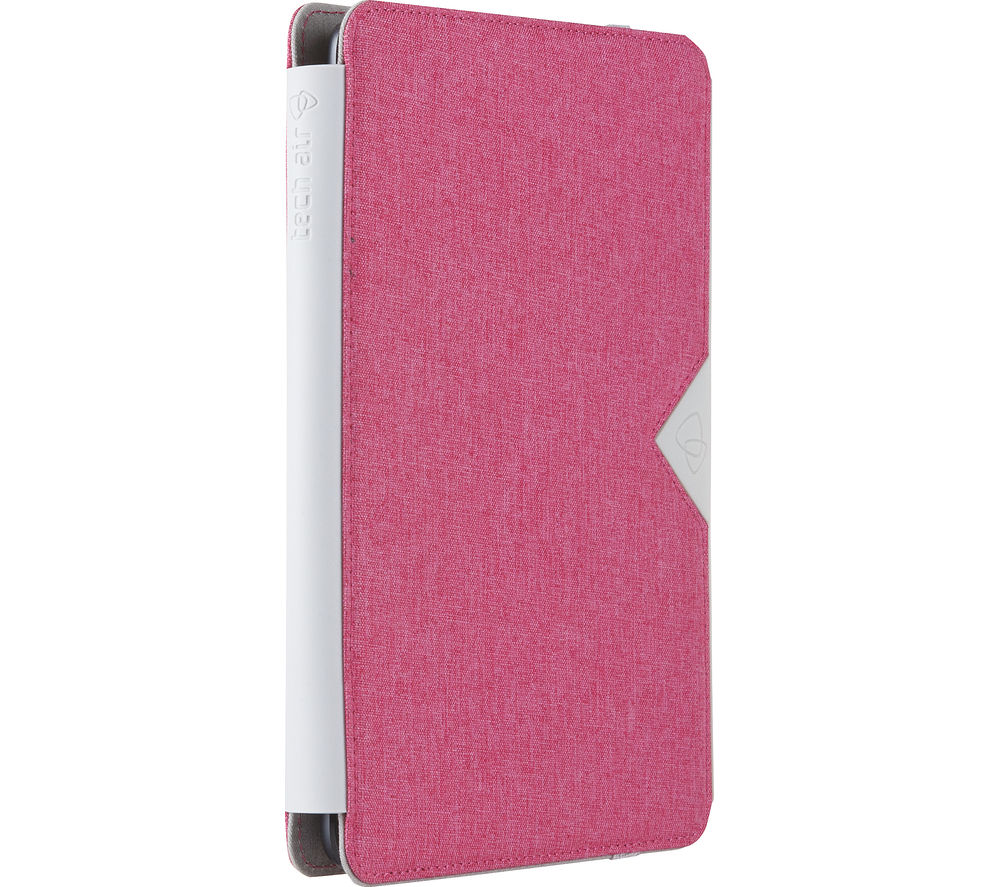 """TECHAIR TAXUT035 Eazy Stand 10"""" Tablet Case - Pink & Grey"""
