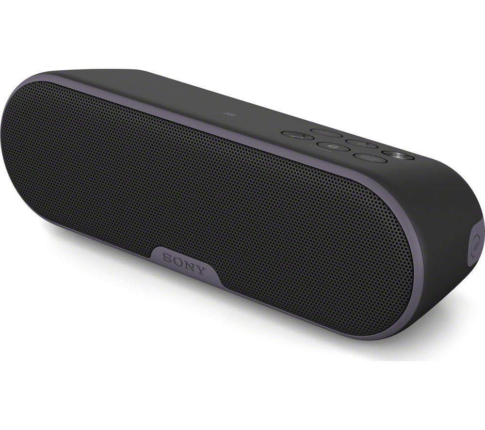 SONY SRS-XB2B Portable Wireless Speaker - Black