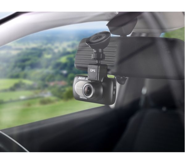 Buy Nextbase 312gw Deluxe Dash Cam Black Free Delivery
