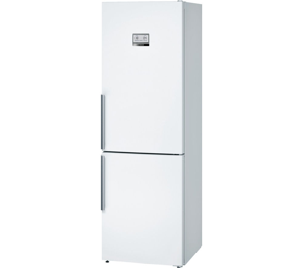 BOSCH  Serie 6 KGN36AW35G Smart Fridge Freezer  White White