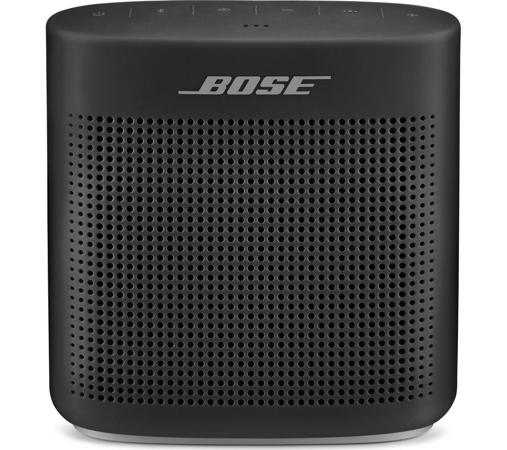 Buy BOSE Soundlink Color II Portable Bluetooth Wireless Speaker - Black
