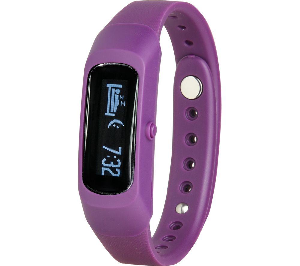 GOJI GO Activity Tracker - Purple, Small
