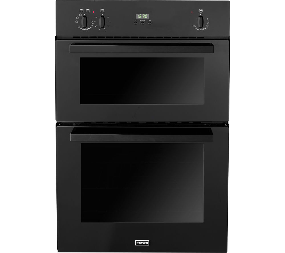 Electric Kitchen Stoves And Ovens ~ Buy stoves seb fps electric double oven black free