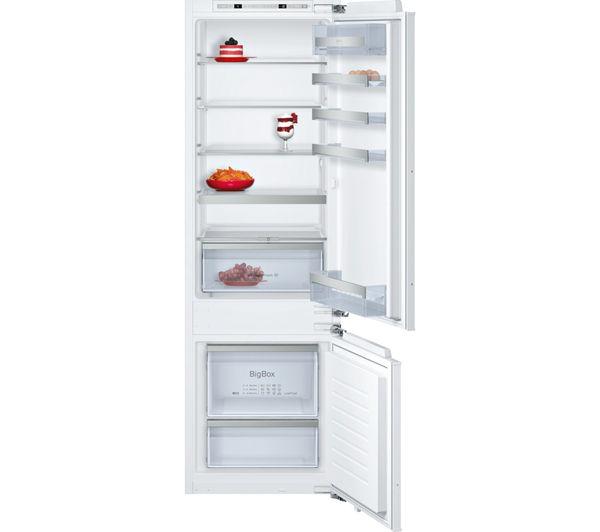 NEFF  KI6873F30G Integrated Fridge Freezer