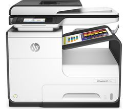 HP PageWide 377DW Wireless Inkjet Printer with Fax