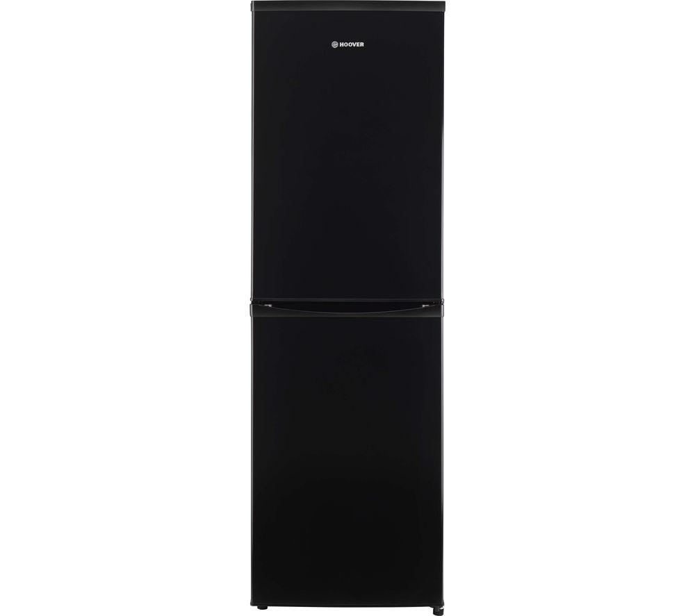 HOOVER  HSC574B Fridge Freezer  Black Black