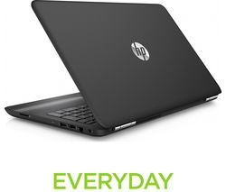 "HP Pavilion 15-aw083sa 15.6"" Laptop - Black"