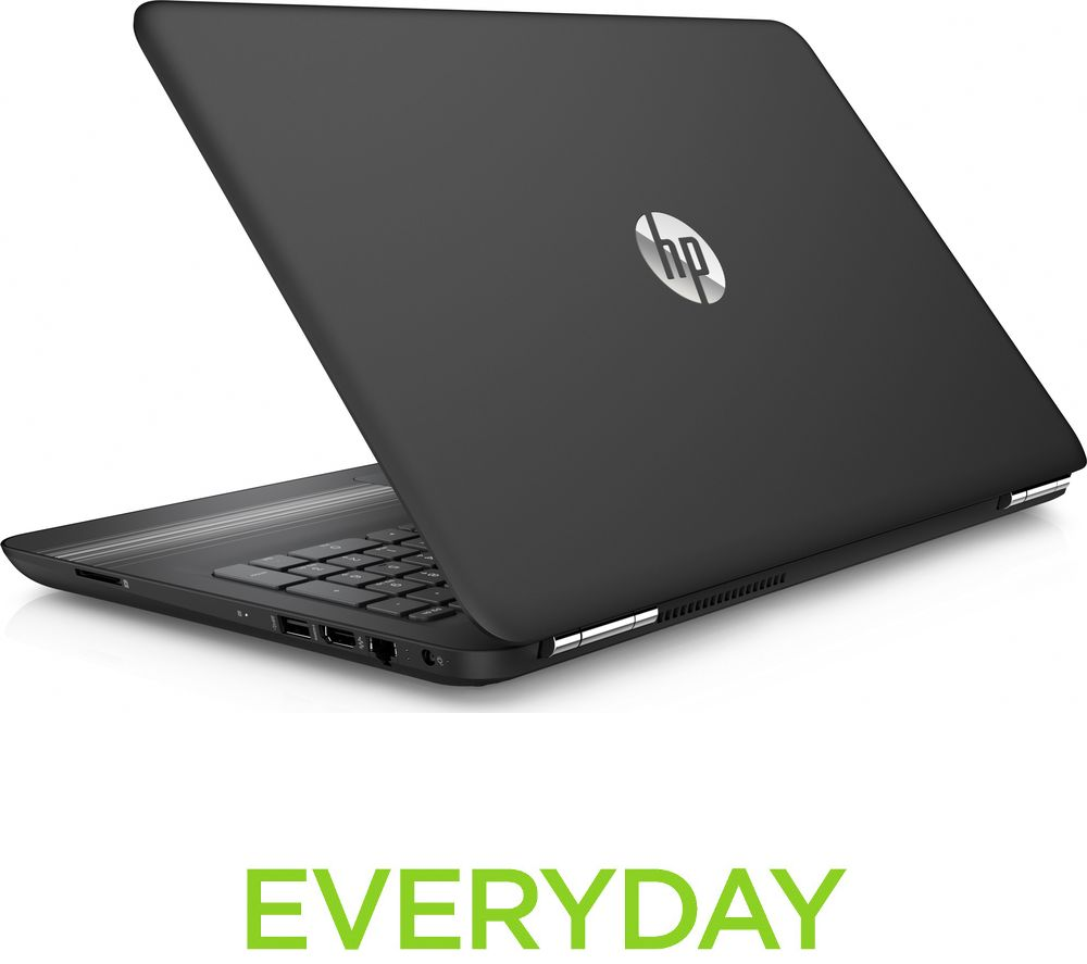 HP  Pavilion 15aw083sa 15.6 Laptop  Black Black