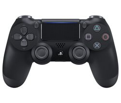 PLAYSTATION 4 DualShock 4 V2 Wireless Controller - Black