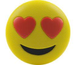 JAMOJI Love Struck Portable Wireless Speaker - Yellow