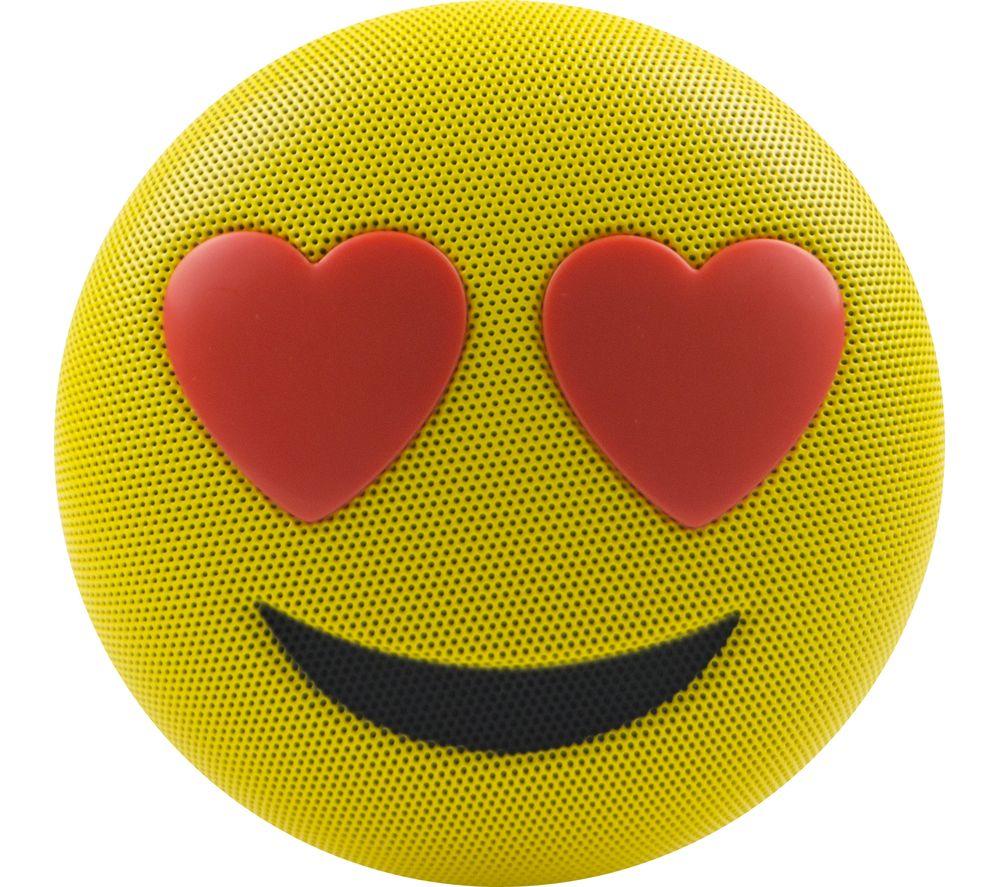 Click to view more of JAMOJI  Love Struck Portable Wireless Speaker - Yellow, Yellow