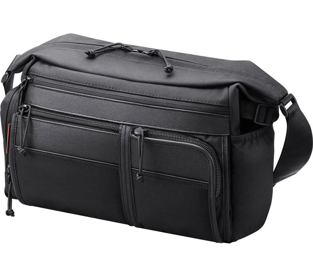 SONY LCS-PSC7 Soft System DSLR Camera Bag - Black