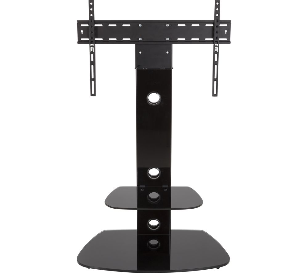 AVF Reflections FSL700LUCB Lucerne TV Stand with Bracket - Black