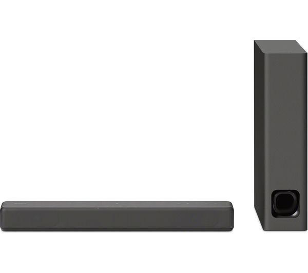sony ht mt300 2 1 wireless sound bar deals pc world. Black Bedroom Furniture Sets. Home Design Ideas