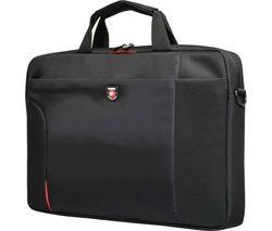 """PORT DESIGNS Houston 17"""" Laptop Case - Black"""