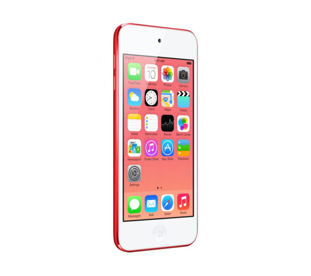 APPLE iPod touch - 32 GB, 5th Generation - Pink Deals | PC ...