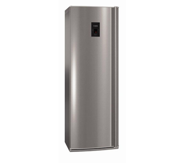Image of AEG A72700GNX0 Tall Freezer - Silver, Silver