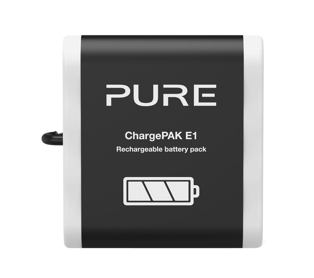 Click to view more of PURE  ChargePAK E1 VL-61898 Rechargeable Battery