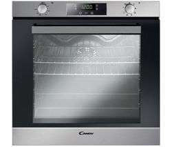 CANDY FXP609X Maxi Multifunction Electric Oven - Stainless Steel