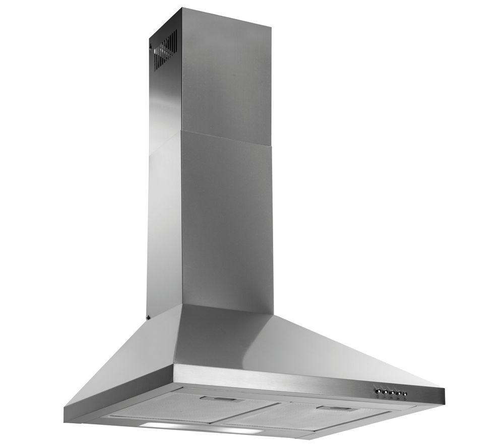 baumatic btc6720ss chimney cooker hood stainless steel. Black Bedroom Furniture Sets. Home Design Ideas