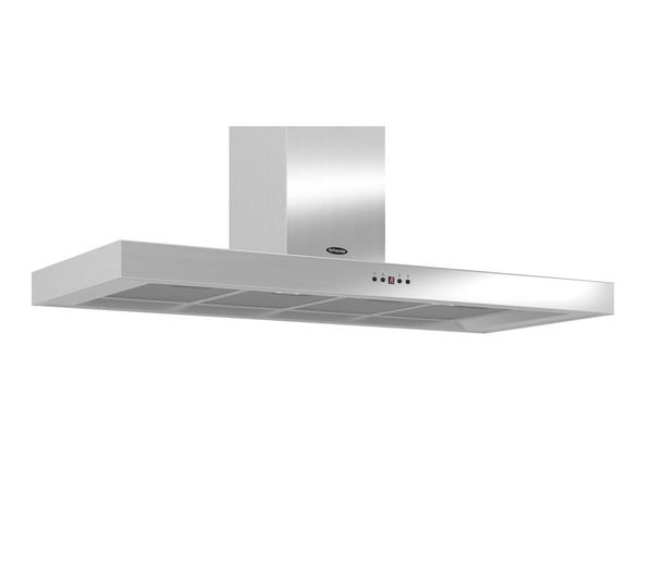 Image of BRITANNIA Arioso K7088A12S Chimney Cooker Hood - Stainless Steel, Stainless Steel