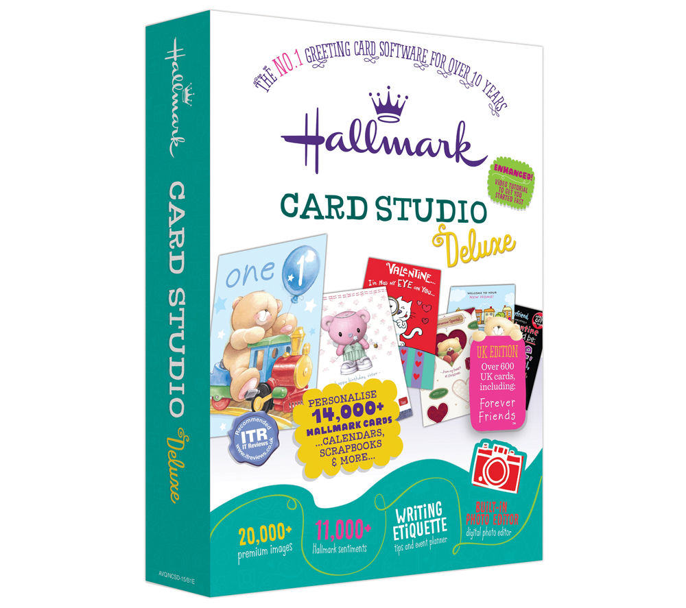 AVANQUEST  HallMark Card Studio Deluxe.