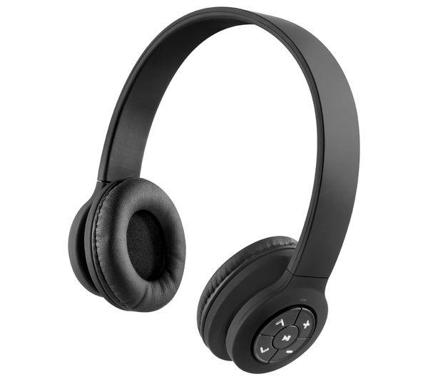 Image of JAM Transit HX-HP420BK-EU Wireless Bluetooth Headphones - Black
