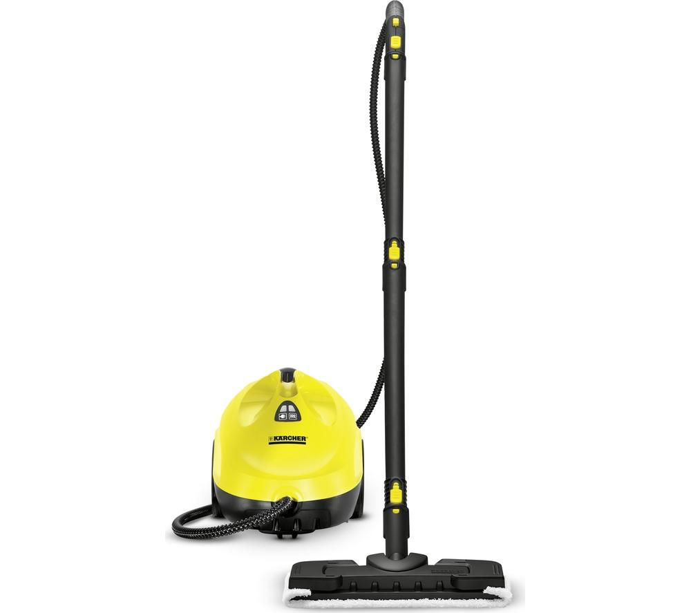 buy karcher sc2 steam cleaner yellow free delivery currys. Black Bedroom Furniture Sets. Home Design Ideas