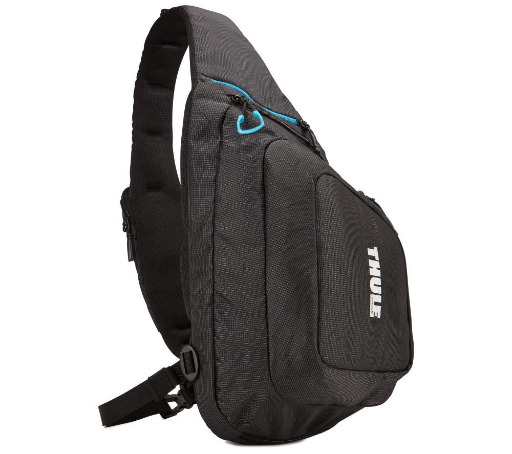 Thule Legend GoPro Sling Camcorder Backpack - Black, Black