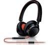 PHILIPS Fidelio M1MKII Headphones - Black & Orange