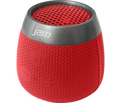 JAM Replay HX-P250RD Portable Wireless Speaker - Red