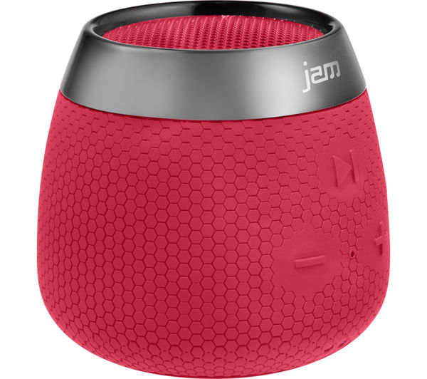 Image of JAM Replay HX-P250RD Portable Wireless Speaker - Red
