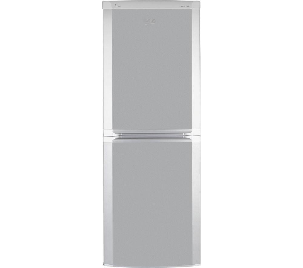 BEKO CF5533APS Fridge Freezer - Silver