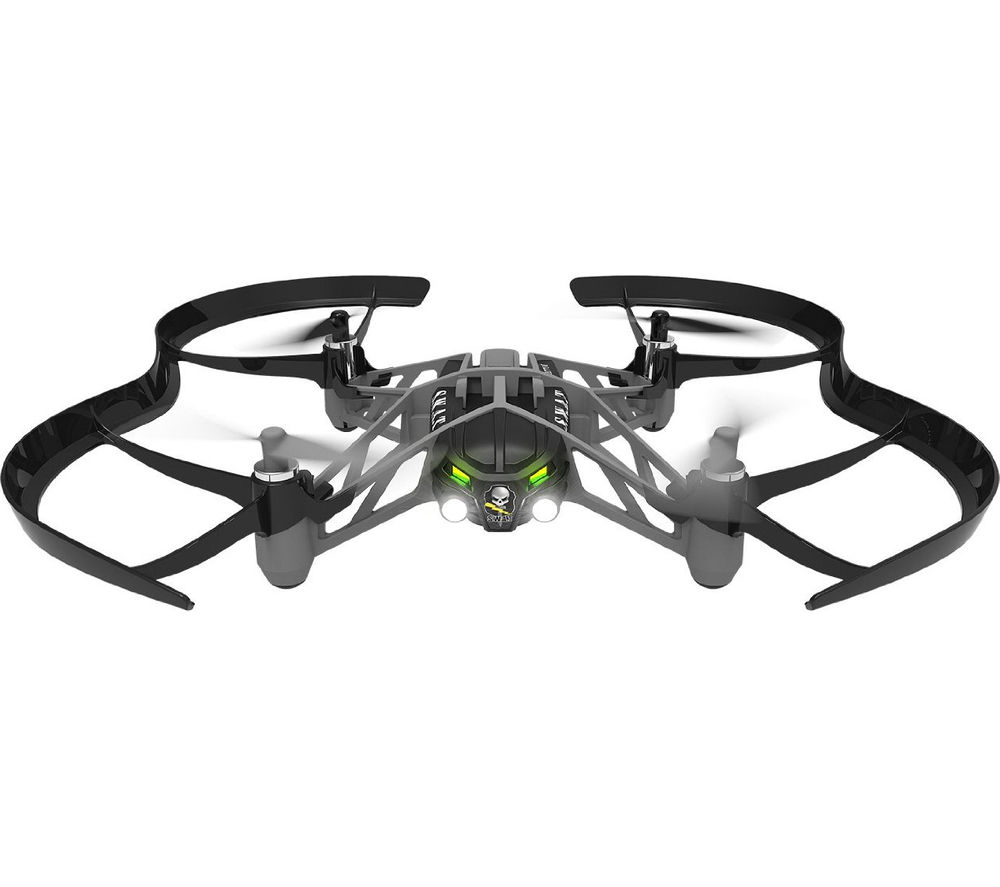 Image of Parrot PF723100 Minidrone Evo - Airborne Night SWAT